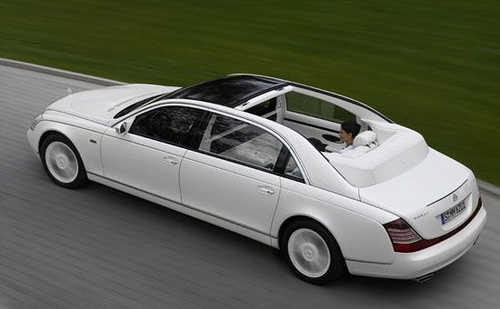Maybach Laudaulet