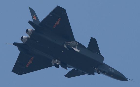 Black Beagle J-20