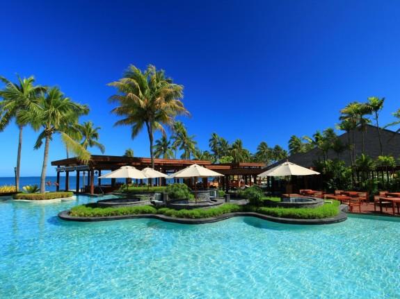 Sheraton Fiji Pool