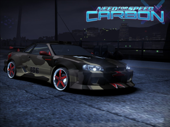 Need for Speed Carbo