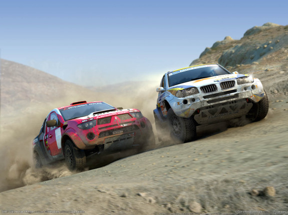 Dirt 3 by Codemasters