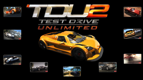 Test Driver Unlimited 2