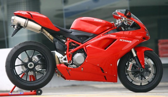 Ducati 1098's