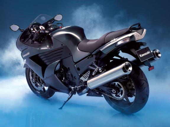 Kawasaki Ninja ZZR 1400
