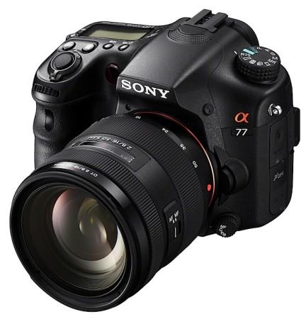 Sony SLT77