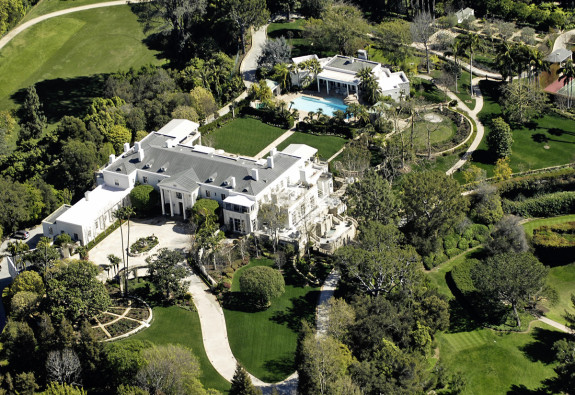 The Manor: Los Angeles, California, USA