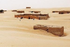 Araouane, Mali