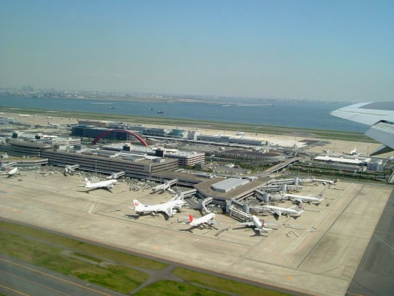 Haneda Airport – Tokyo