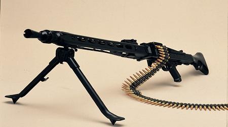 MG3 Machine Gun
