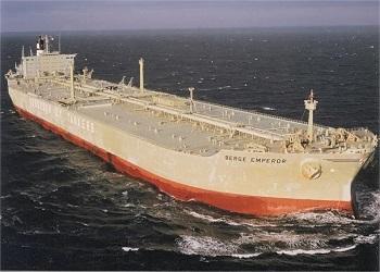 TI class Oceania supertanker