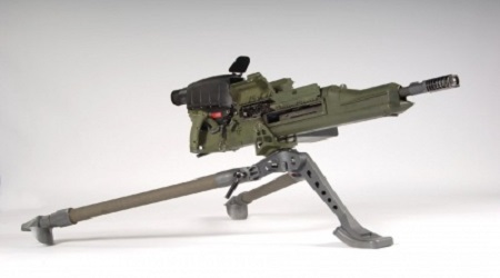 XM307 ACSW Advanced Heavy Machine Gun