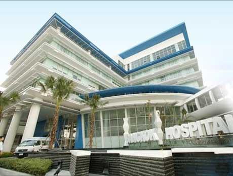 Bangkok hospital, Thailand