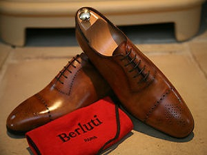 Berluti handmade shoes