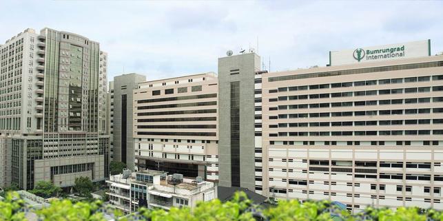 Bumrungad Medical Center - Thailand