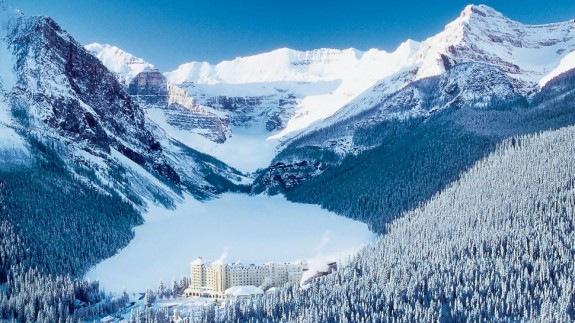 Fairmount Chateau Lake Louise, Alberta, Canada