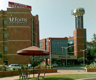 Fortis Hospital, India