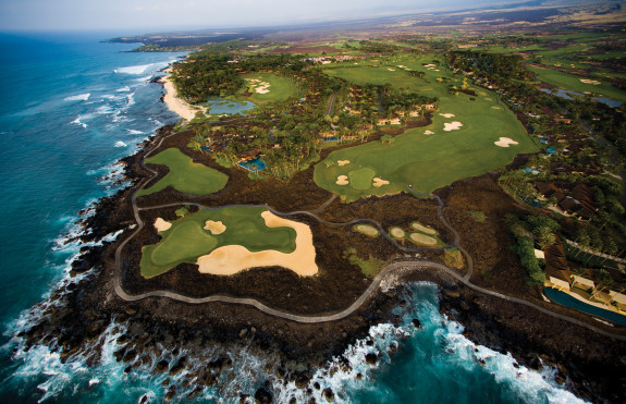 Four Seasons Resort Hualalai, The Big Island, Hawaii