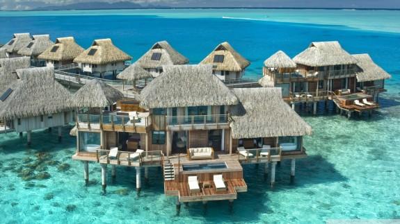 Hilton Bora Bora Nui Resort, Bora Bora, French Polynesia