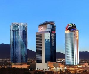 Hugh Hefner Sky villa Palms Resort, Las Vegas
