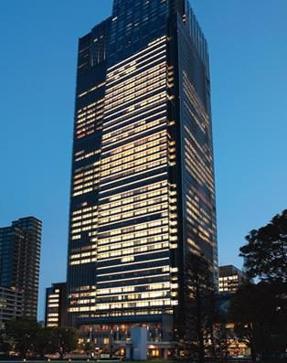 Ritz-Carlton Suite, Ritz-Carlton, Tokyo