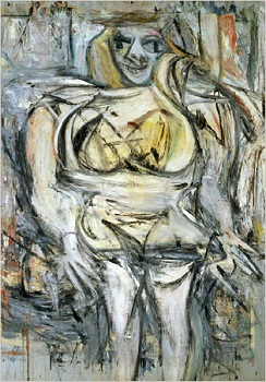 Women III (1953) by Willem de Kooning