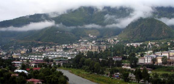 Bhutan – China