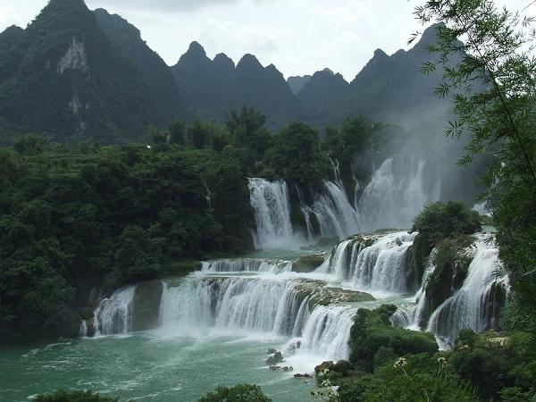 Detian Falls in China