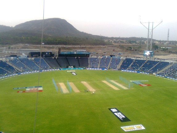 Pune Cricket  Stadium