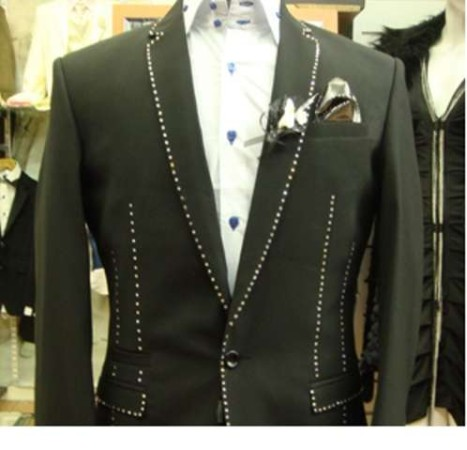 Stuart Hughes suit (Jewel Edition)