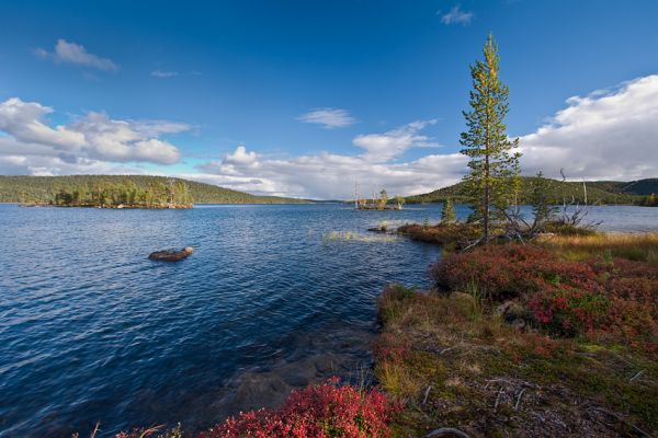 Bratsk Reservoir