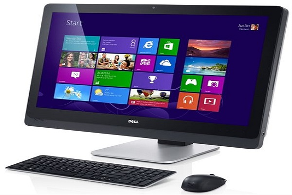 Dell XPS 27 touch