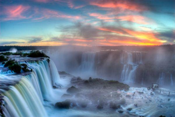 Iguazu Falls, Argentina/Brazil
