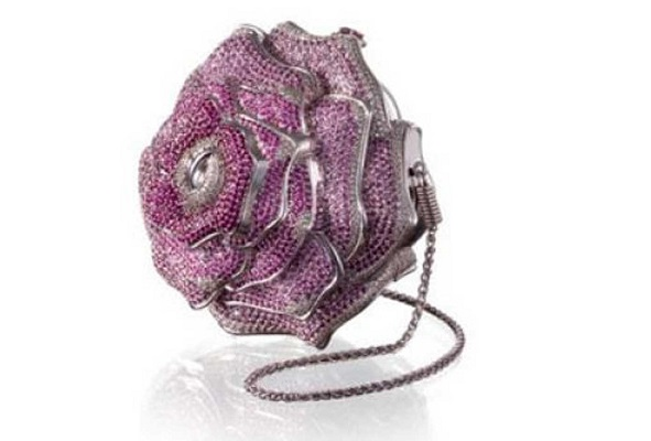 Leiber Precious Rose Bag