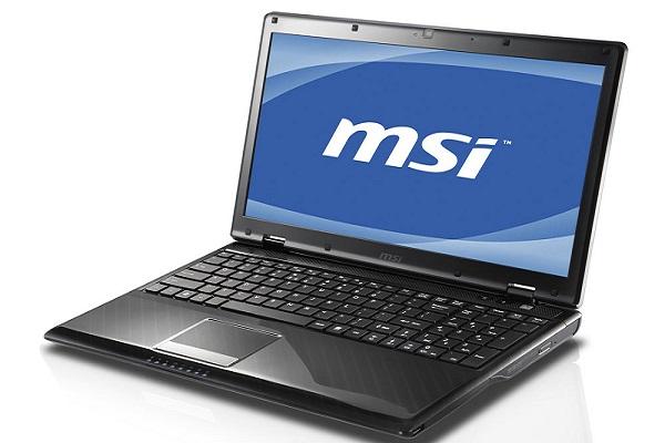 MSI Laptop Brand