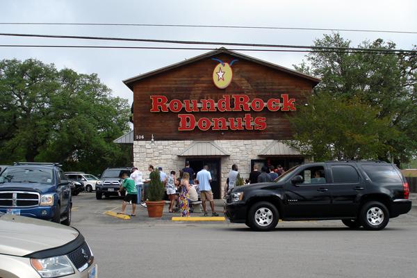 Round Rock, Texas