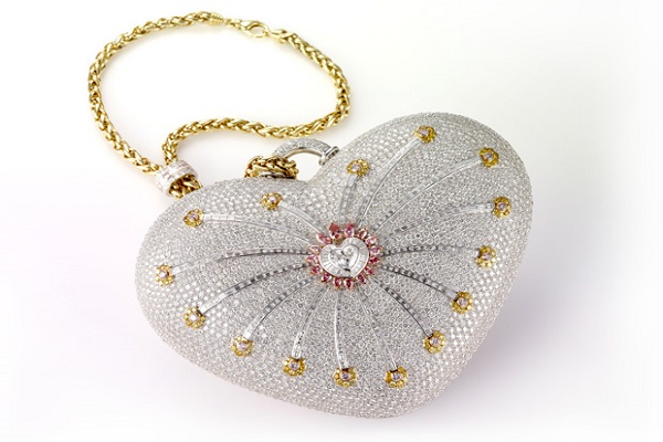 The Mouawad 1001 Nights Diamond Purse