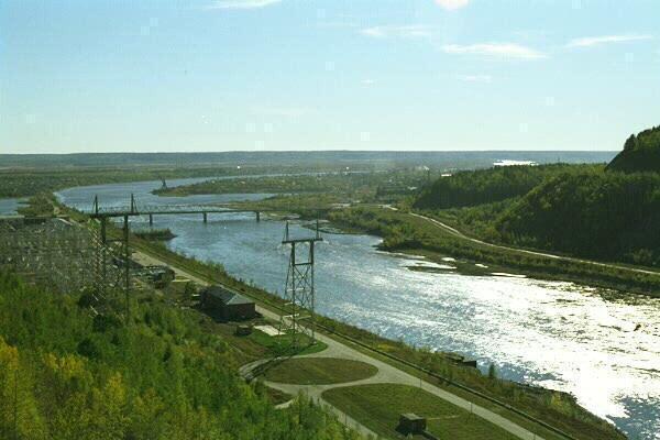Zeya Reservoir