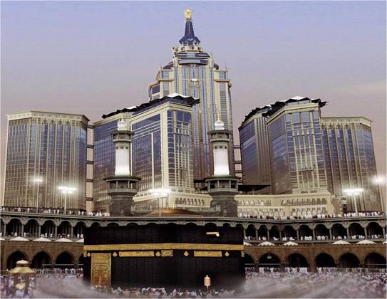 Movenpick Hotel and Residence Hajar Tower; Makkah