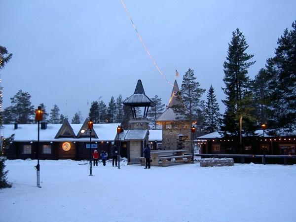 Santa Claus Village - Finland