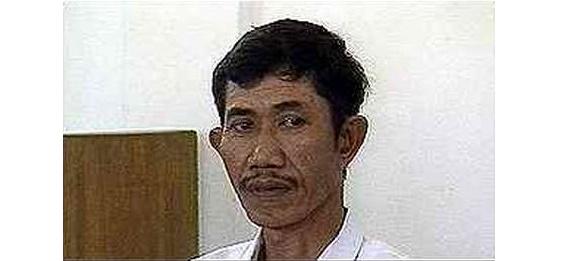 Ahmad Saradji, 42, Indonesia