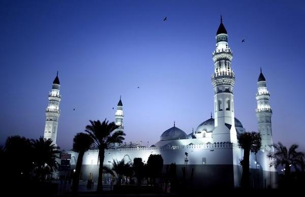 The Mosque of Quba