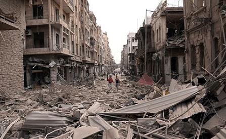 Aleppo, Syria Earthquake