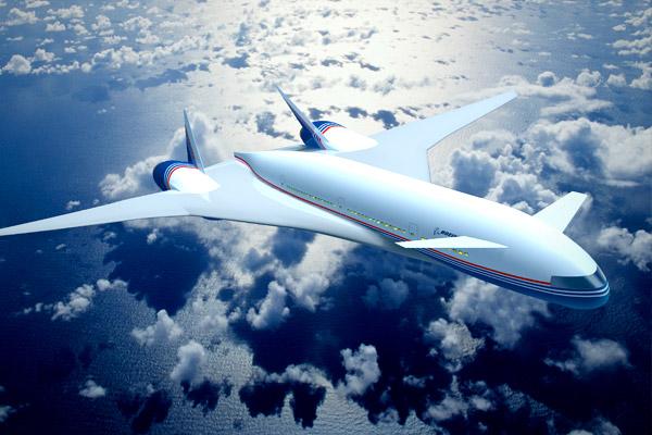 Boeing's Sonic Cruiser