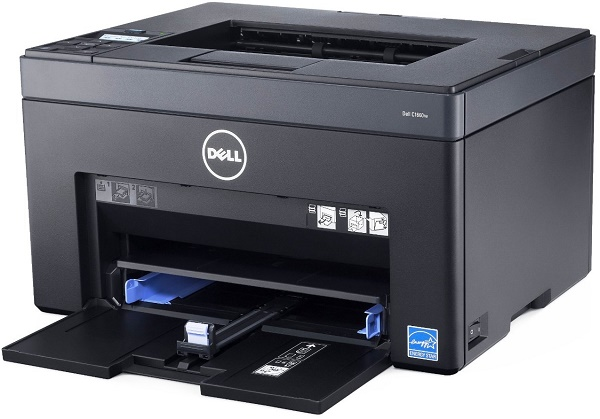 Dell C1660w Wireless Laser Color Printer