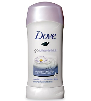 Dove Ultimate GoSleeveless