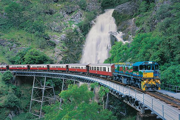 Kuranda Scenic Railroad, Australia