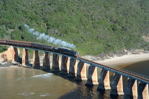 Outenigua Choo-Tjoe Train, South Africa