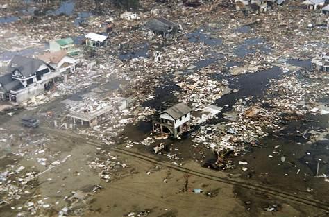Sumatra region Earthquake in Indian Ocean
