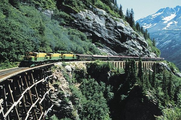 White Pass and Yukon Route, Alaska, USA