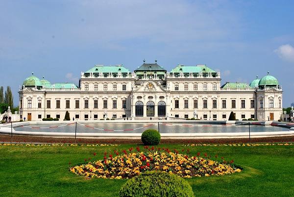 Belvedere, Austria